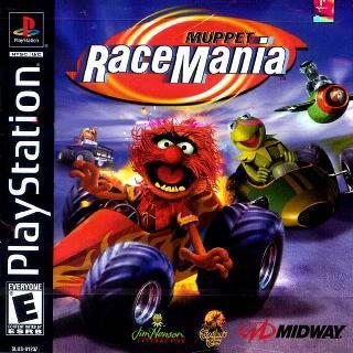 Screenshot Thumbnail / Media File 1 for Muppet Race Mania [NTSC-U]